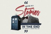 Just the Doctor / Just random stuff about Doctor Who. Sometimes I pin Harry Potter stuff here, just saying.... / by Caleb Olivarez