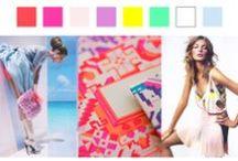Combina Colores/Color schemes / Combinaciones y paletas de color que me agradan