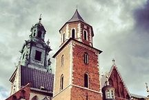 Kraków   Cracow / Nigdzie nie ma takiej atmosfery jak w Krakowie.   All the best things are in Cracow.