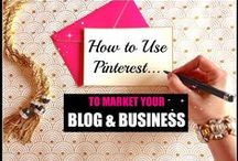 Pinterest tips for bloggers / Learn everything you'll ever need to know about optimising your Pintertest account, gaining more followers, attracting more repins & more.