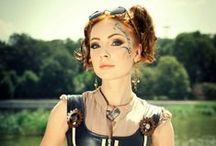 Steampunk / Steampunk related material