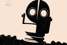 Robots, rockets...