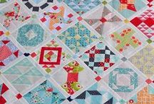 Quilting / by Christine Duvall
