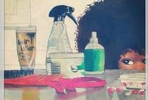Natural Hair / Product Junkie! / by Erica Vines
