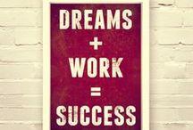 Inspiration / Entrepreneurship inspiration. Helpful tips and tricks.