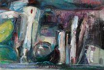 My Art - Large Medium Oil Painting / Little Stories - Large Medium Oil Painting by Anna Mikhaylova http://annaspainting.es/