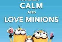 I love minions!!!!!!