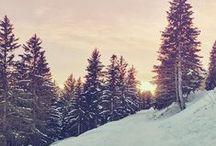 (Vacances à la neige) - Je prépare mes vacances aux sports d'hiver ! / Rien de tel que l'air des montagnes pour se refaire une santé mais des sports d'hiver sans risque, ça se prépare... 8 astuces pour que vos séjours dans le grand froid se déroulent à la perfection !