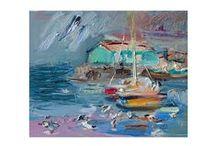 Plein Air Paintings / Plein Air Paintings AnnaFineArt