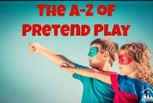 Pretend Play ideas / Pretend play And role play ideas for kids