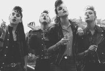 ○ girl gang ○