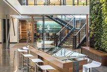 FORGE: DPR Construction San Francisco / #OpenOffice #WorkSpace #NetZero #NetZeroArchitecture #SustainableOfficeSpace #SustainableConferenceRoom #ReclaimedWood #LivingWallInOffice #CorporateInteriorDesign #BigAssFans #MeetingSpace #CollaborationArea #NaturalMaterials #PolishedConcrete #WorkplaceInteriors