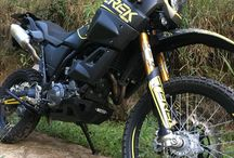 Yamaha Ténéré 660 TEREK