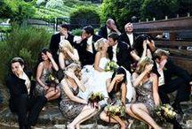 Bridemaids & Groomsmen