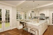 Project designed by Erin Hoopes at Virginia Kitchens / Project designed by Erin Hoopes at Virginia Kitchens