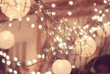 Wedding Inspiration  - Lights