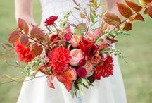 Wedding Bouquets / With their dizzying array of colors, scents, shapes and textures, the bouquet that you choose for your wedding should evoke nothing short of magic. Dream vividly and with passion, and let our favorite bouquets inspire your day. For more visit: http://www.wellwed.com