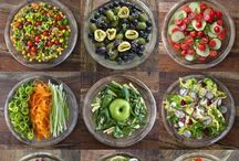 Raw Food / Great recipes for vegetarians and building the light body