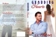 Guarding Hearts (Living Again #3) / The third installment of the Living Again series. This is Ellis' story, and does he definitely have one to tell :)