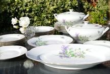 * Dinner Parties, Weddings   / Dinner ware, glasses & serving ware for the perfect Dinner parties & Wedding