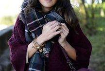 Fall/Winter Style Inspiration