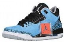 Authentic Jordan Sport Blue 3s For Sale Full Size / Top quality Jordan 3 Sport Blue are discounting now!New style Jordan Sport Blue 3s For Sale with 100% Genuine and free shipping for all orders.Shop now http://www.theblueretro.com/