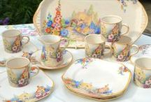 Wicksteads - Everything for The Quintessential Afternoon Tea  / Mainly Antique and Vintage items on a theme, the traditional Afternoon Tea.  https://www.etsy.com/uk/shop/Wicksteads