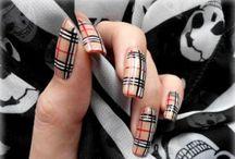 Nail art. *:)