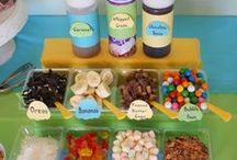 Awesome ideas for kids parties