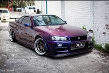 Its not a car, it's a GTR.