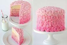 Διάφορες τούρτες