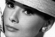 .Audrey Hepburn.