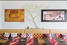 Favourite Restaurants & Cafes