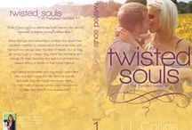 Twisted Souls (Twisted #1) / What if your soul is so intertwined with someone else's that it's impossible to imagine yourself without them?