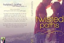 Twisted Paths (Twisted #2) / Life is a series of choices, and every one we make sends us down a different path…  It is easy to look back at your life and see the mistakes you've made and wonder how it all could've been different. But when the path you thought would last forever comes to an end and you have to choose a new one, do you follow the route that looks the straightest and easiest? Or do you follow your heart and choose the one that might be twisted but could lead you to the happiest tomorrows?