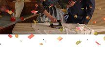 """""""Pradabaker"""" coverstory / Pradasphere è stata un'interessante esposizione che ho avuto occasione di vedere a Londra, nel favoloso complesso di Harrods.  La mostra ci portava a capire e contemplare il favoloso universo di Prada attraverso i dettagli delle collezioni, avendo la fortuna di vederli da vicino. Non ho potuto fare a meno di interpretarlo a modo mio analizzando la donna anni '50 e l'esuberante ballerina dal sapore tropicale Josephine Baker.      By Debora Pasetti  See more on the website theworkilove.it"""