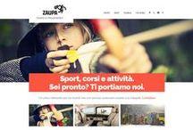 Webdesign by Logotomica / Siti internet disegnati e realizzati da Logotomica, il bello di Comunicare.