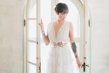 Bride Style + Wedding Dresses