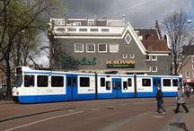 City Amsterdam - Holanda / City de Amsterdam