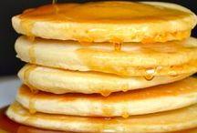 * Crepelicious Pancakes / Mmm yummy! Plenty of Crepes & Pancakes  #Pancakes #Crepes