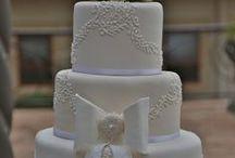 Wedding Cakes / Wedding Cakes done at Chez Charlene