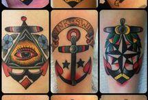 Tattoo - Old School