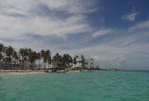 Isla de San Andrés , Caribe - Colômbia / Isla de San Andrés  , fica no mar de Caribe -Colômbia  Dezembro 2014