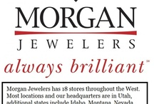 """Morgan Jewelers / """"For Over 90 Years And Three Generations, The Morgan Jewelers' Family Has Continued A Tradition Of Providing Personal and Professional Service."""" Morgan Jewelers has now expanded to 17 stores distributed through the West. Most locations and our headquarter are in Utah, additional states include Montana, Nevada, Washington, Oregon and Idaho. http://www.morganjewelers.com/"""