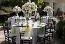 Venues and Table Decor