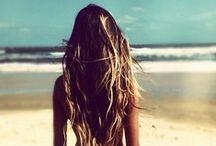 hair [noun] / ethereal [adj] : heavenly