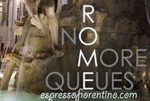 Roma / #Travel tips for #Rome  #Consejos de #viaje en #Roma! www.espressofiorentino.com