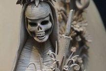 DIA DE MUERTOS EN MEXICO / Un paseo por los colores de una de las celebraciones más bellas de la cultura mexicana: ¡el Día de Muertos! www.espressofiorentino.com