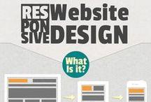 Web Design Ideas / Inspirational Web Design ideas.