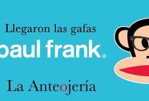 Monturas Paul Frank / Gafas de sol y monturas Paul Frank